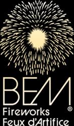 BEM Feux d'Artifice Logo