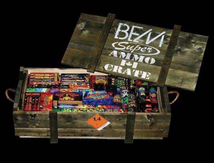 BEM Super Ammo Crate