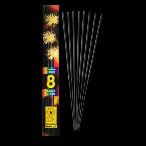 61 cm sparklers