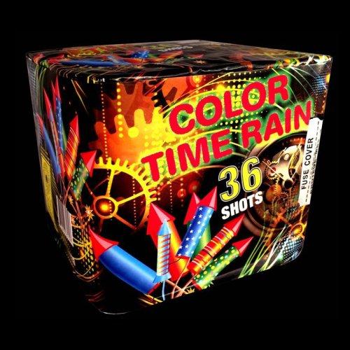 Color Time Rain