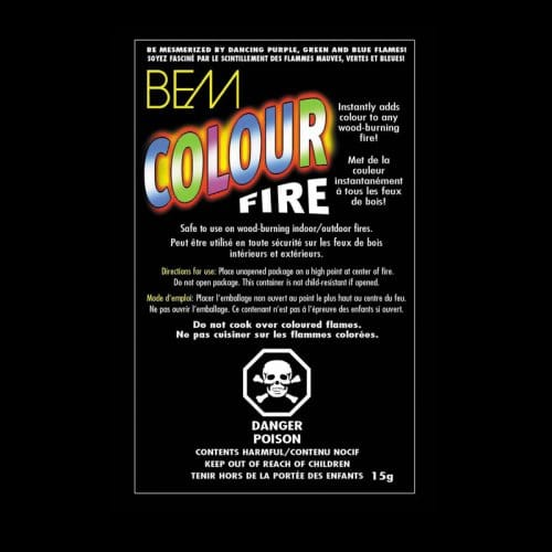 Colour fire