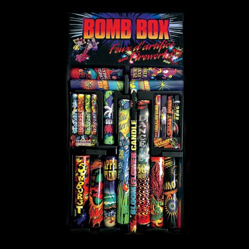 Assortiment de feux d'artifice kit T