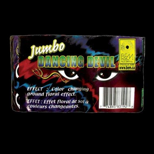 Jumbo Dancing Devils fireworks