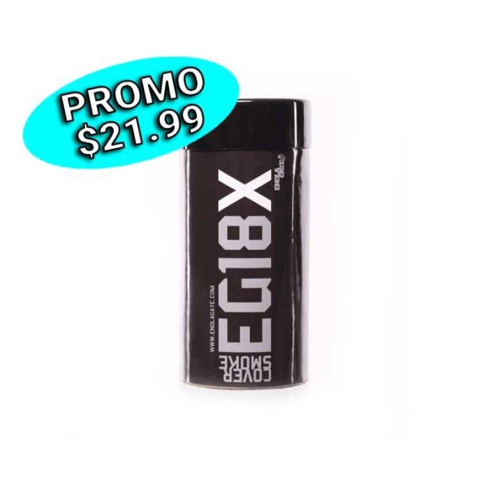 Grenade fumigène EGX18 (noire)