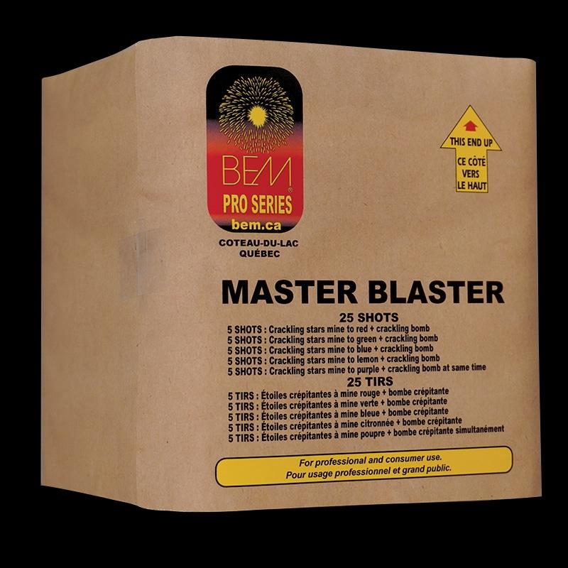 BEM Master Blaster firework