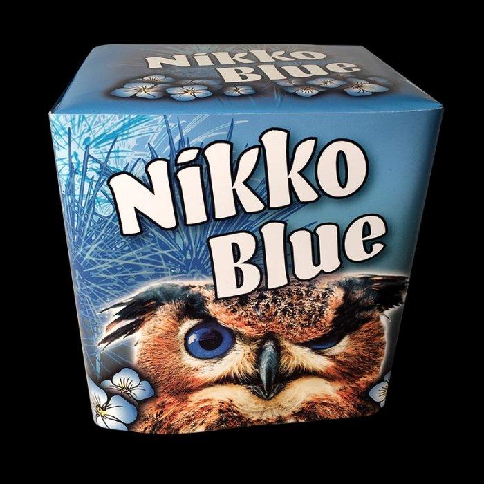 Nikko Blue firework
