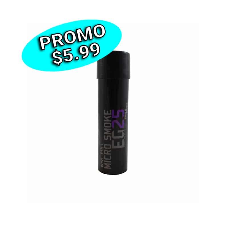 Micro Smoke Grenade (Purple)