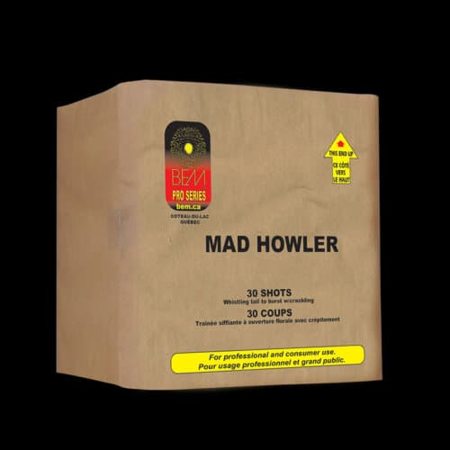 Mad Howler Fireworks